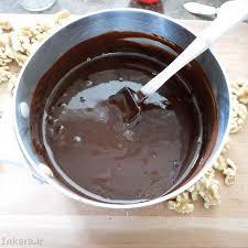 عرضه ارده شکلاتی