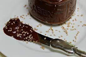 صادرات ارده شکلاتی